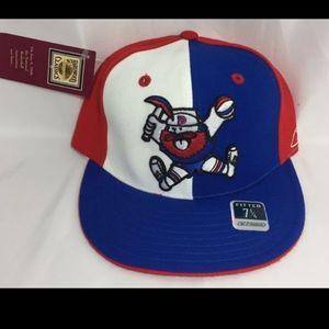 Denver Nuggets Reebok HardWood Classics Fit Caps